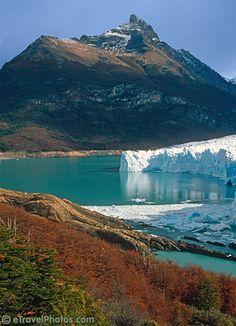 El Calafate, Los Glaciares National Park, Argentina ~ Perito Moreno Glacier. El Calafate, Los Glaciares National Park