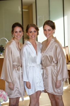 Dear customers, Each SOLID silk satin robe costs USD25 for regular sizes from XS…