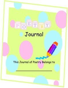 Poetry Packet for the ClassroomThis product includes a reproducible student poetry journal, a variety of poetry forms, sample poems, practice pages, and final student poem pages.Student journal includes:Auto-Bio PoemFive Sense PoemHaiku PoemCinquain PoemDiamante PoemAcrostic PoemVisit our blogs: Surviving to Thriving  and Surviving to Thriving LjL