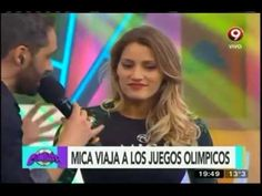 Mica Viciconte en Urban Road Trip - YouTube