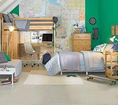 Criar um espaço estimulante, capaz de agradar crianças de diferentes estilos e idades, nem sempre é tarefa fácil.