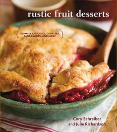 ISSUU - 16787506 recipes from rustic fruit desserts by cory schreiber and julie richardson de Beena Janet