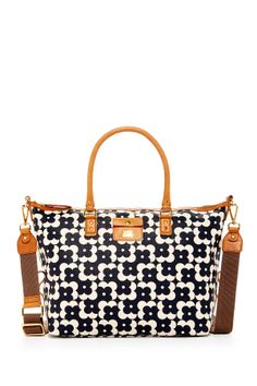 Orla Kiely , the perfect summery bag . Obviously I'm ignoring the piles of snow outside #wishfulthinking #beauty