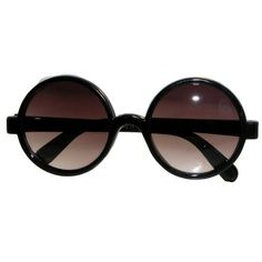 3d39aeb3f0 Poindexter Geek Sunglasses In Black with Gradation Finish GirlPROPS.  9.99