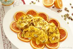 Chicken marinated in orange juice is a typical dish from Sicily that I learned from a Sicilian friend. This recipe celebrates the flavors of the beautiful island, blending together the delicate taste of chicken meat with the intense flavor of oranges and the nutty flavor of pistachios. The best pistachios come from Bronte, a small... Read More »