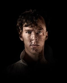 Benedict Cumberbatch and Jonny Lee Miller in the National Theatre's productions of Frankenstein