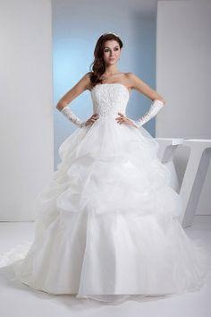 Gorgeous Ball Gown Wedding Dresses#Cherishdress#