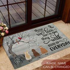 Go Away Customized Dog Doormat Dog Welcome Door MatFunny | Etsy Funny Welcome Mat, Welcome Door Mats, Doormat Quotes, Funny Wolf, Door Rugs, Entrance Rug, Funny Doormats, Office Rug, Cute Home Decor
