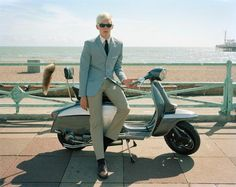 """I could really go for some Quadrophenia style. 