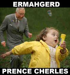 prence cherles