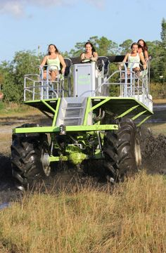 2014 Swamp Buggy - Grinch This