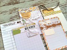 Mish Mash: Handmade Project Life Journaling Cards...