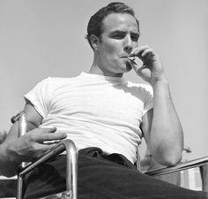 Marlon Brando por Ed Clark