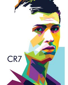 'Cristiano Ronaldo Vector Portrait' Poster by UberBoy Messi Y Ronaldo, Cristiano Ronaldo Juventus, Ronaldo Football, Neymar, Soccer Art, Football Art, Street Football, Cr7 Wallpapers, Cristiano Ronaldo Wallpapers