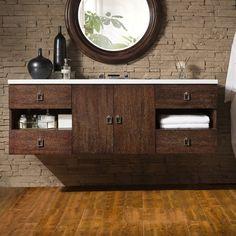 """Hobbs 60"""" Single Bathroom Vanity"""