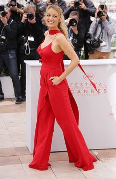 Best Dressed At 2016 Cannes Film Festival — Blake Lively