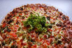 Vegetable Pizza, Vegetables, Food, Red Peppers, Essen, Vegetable Recipes, Meals, Yemek, Veggies