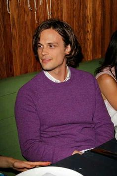 Matthew Gray Gubler, you will be my crush forever and ever