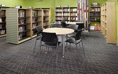 Flushing Public Library - DEMCO Library Interiors