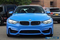 2015 BMW M3 Base Sedan 4-Door #bmw #m3 #forsale #unitedstates