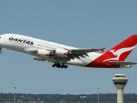 Pesawat Airbus A380 Milik Qantas Alihkan Pendaratan Ke Changi Airport Di Singapura