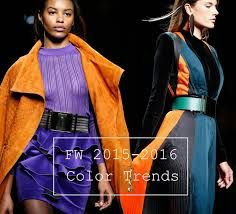 Image result for colour fashion trends fall winter 2015 / 2016