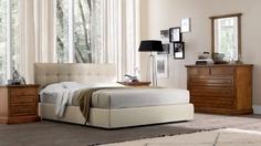 Camere da letto disponibili presso i nostri show-room in Italia. Nella foto uno dei modelli ALTANA. Potete vedere tutte le  soluzioni visitando il nostro sito web e contattandoci all'indirizzo info@ilmobile4.it.