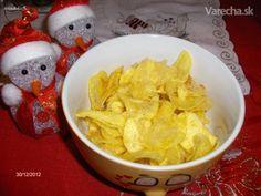 Domáce chipsy (fotorecept)