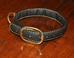 Check out this item in my Etsy shop https://www.etsy.com/uk/listing/573979351/luxury-leather-dog-collar-strong-soft