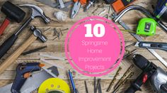 10 Springtime Home Improvement Projects that Cost Less Than $50