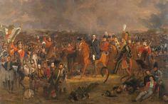 Waterloo by Pieneman