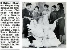Bridal Shower: Vintage Black Weddings