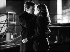 Awww, Castle and Beckett :)