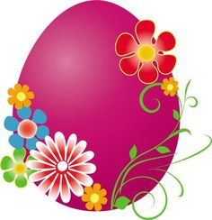 """Photo from album """"eseggs set,easter setflo"""" on Yandex. Happy Easter Pictures Inspiration, Easter Season, Easter Cookies, Floral Border, Cute Images, Note Cards, Easter Eggs, Whimsical, Projects To Try"""