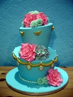 CakeCentral cake, amazing by linda