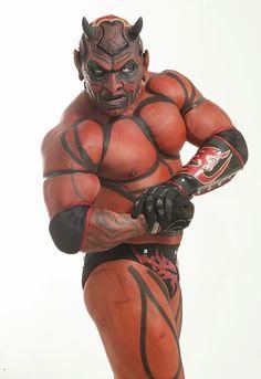 Mexican Luchador Gronda