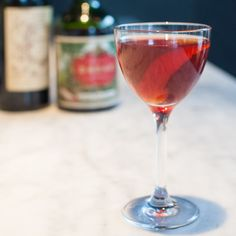 Tonight we're drinking the Jekyll + Hyde. Redemption Rye, Tempus Fugit Crème de Cacao, Carpano Antica Vermouth, couple dashes of Angostura and Peychauds bitters, and garnished with an orange peel. Cheers!  (photography courtesy of: @troylilly)
