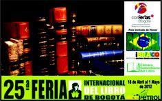 Feria Internacional del Libro de Bogotá FILBO 2012 espera superar los US 20 millones en la Rueda de Negocios