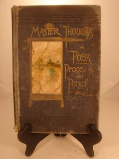 Master Thoughts of Poem, Prose, & Pencil