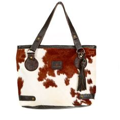 2f9a0d3ad New Zulucow, Cowhide Totes are in stock! Natural leather and gorgeous  cowhide; finely crafted by our highly skilled Zulu artisans