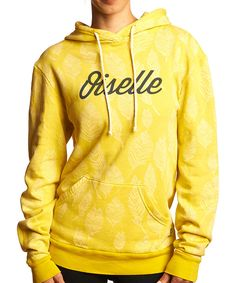Love this Gold Feather Fleece Trials Hoodie by Oiselle on #zulily! #zulilyfinds