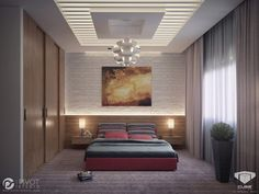 Luxurious Room Schemes - Daily Home Decorations Bedroom False Ceiling Design, Modern Bedroom Design, Master Bedroom Design, Home Decor Hooks, Small Apartment Living, Luxury Rooms, Decoration, Living Room Designs, Interior Design
