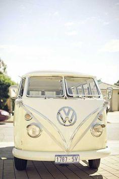 VW Van - Rent to get away in <3  perhaps have for the honeymoon too?! :3