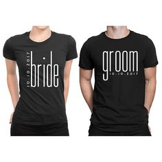 Let us help you create a custom Couple T-shirt Set for your special day. Please feel free to contact us with your requests – our team is ready to create a unique product just for you. If you have any unique Couple T-shirt Set idea, besides from our Couple T-shirt Set designs, for