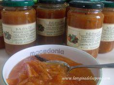 La Regina del Sapone: marmellata di arance delicious