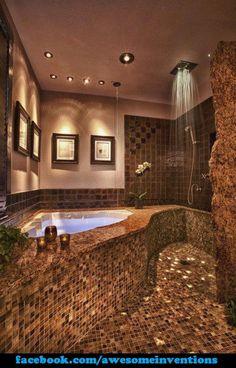 I soooooo want this bathroom