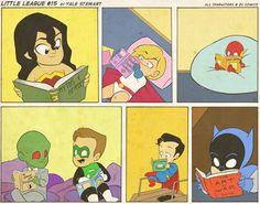 Little heroes I