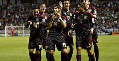 Convocatoria de Mexico para el torneo de Toulon