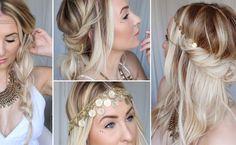Pin for Later: 10 Music Festival Hair DIYs to Transform You Into a Bohemian Babe