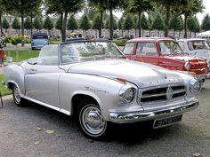 Borgward Isabella TS Cabriolet • 1961.